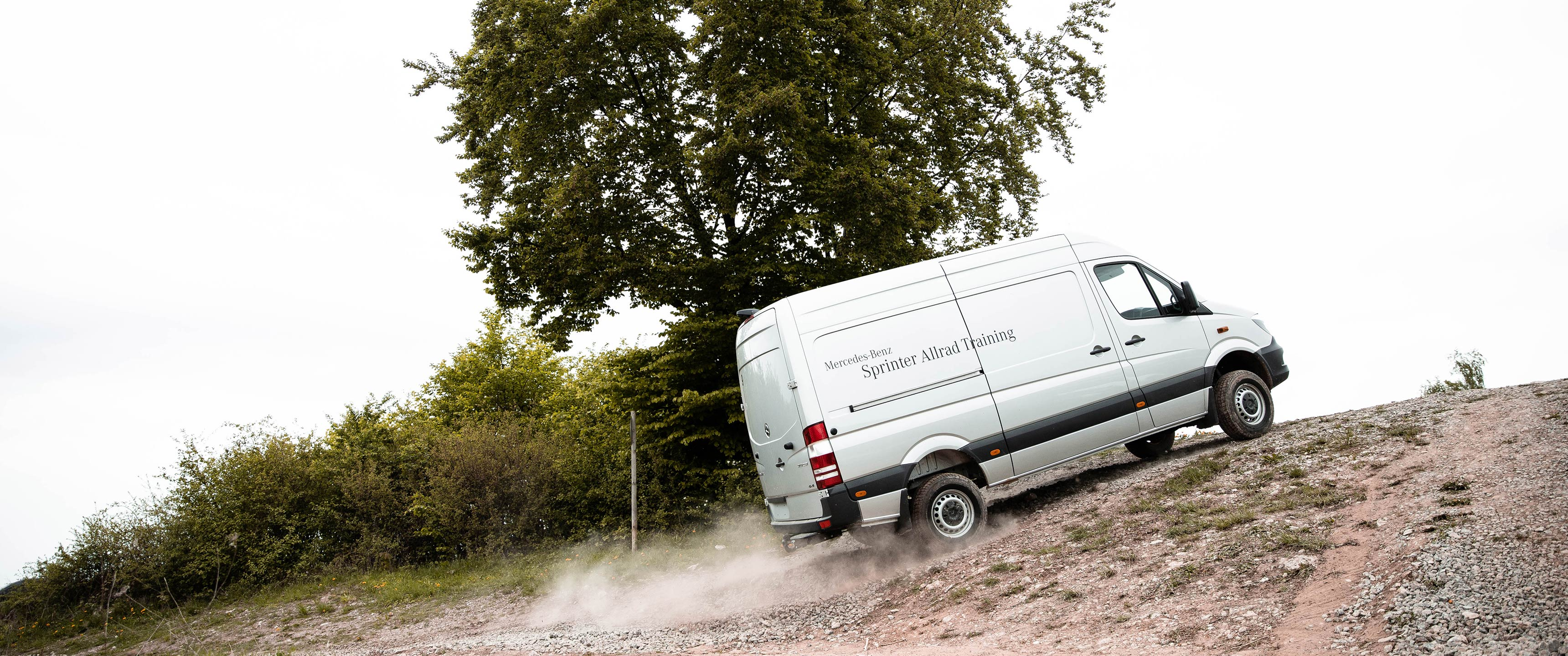Off The Beaten Track An Off Road Guide For The Sprinter 4x4