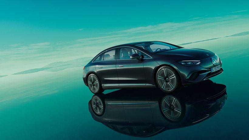 Mercedes Benz Open Air Kino