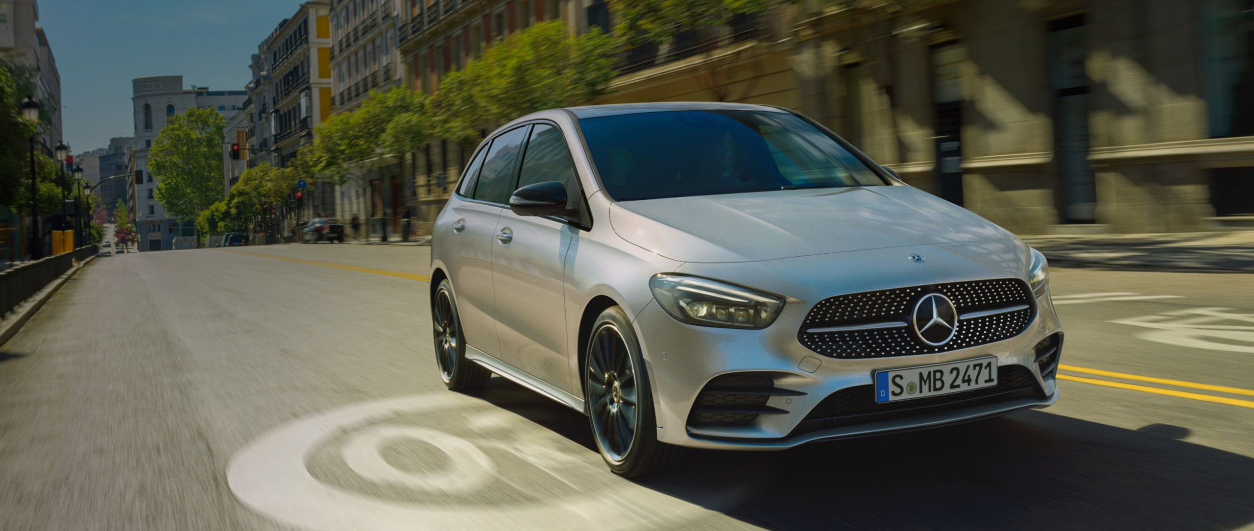 Mercedes-Benz B-Klasse (2019): Features und Design-Highlights.