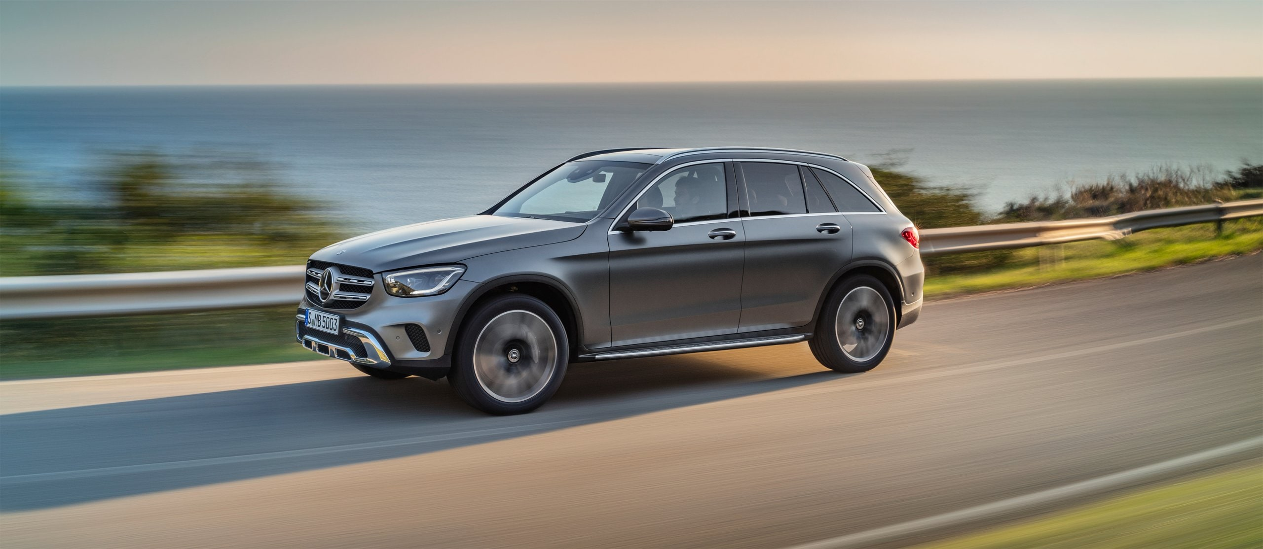 Mercedes Glc Spy Shoot