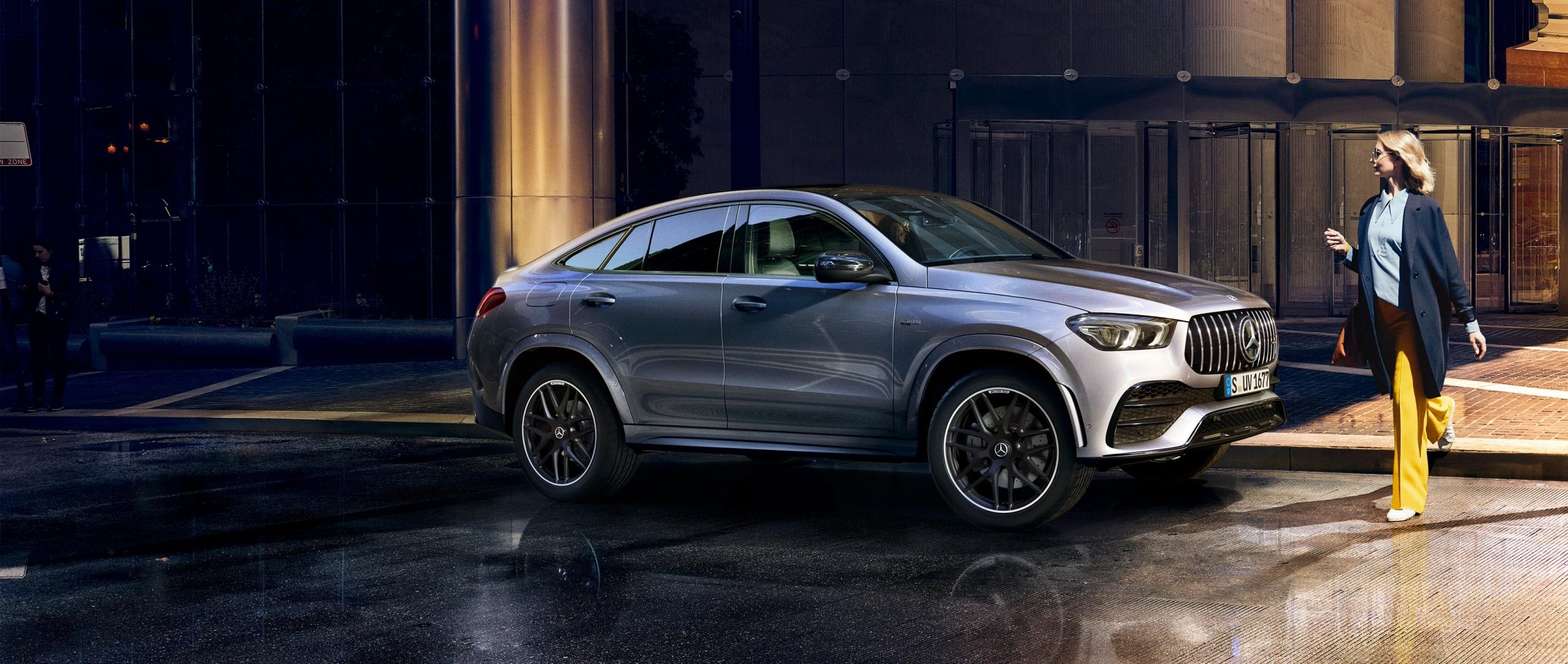 2020 Mercedes Gle Coupe Images