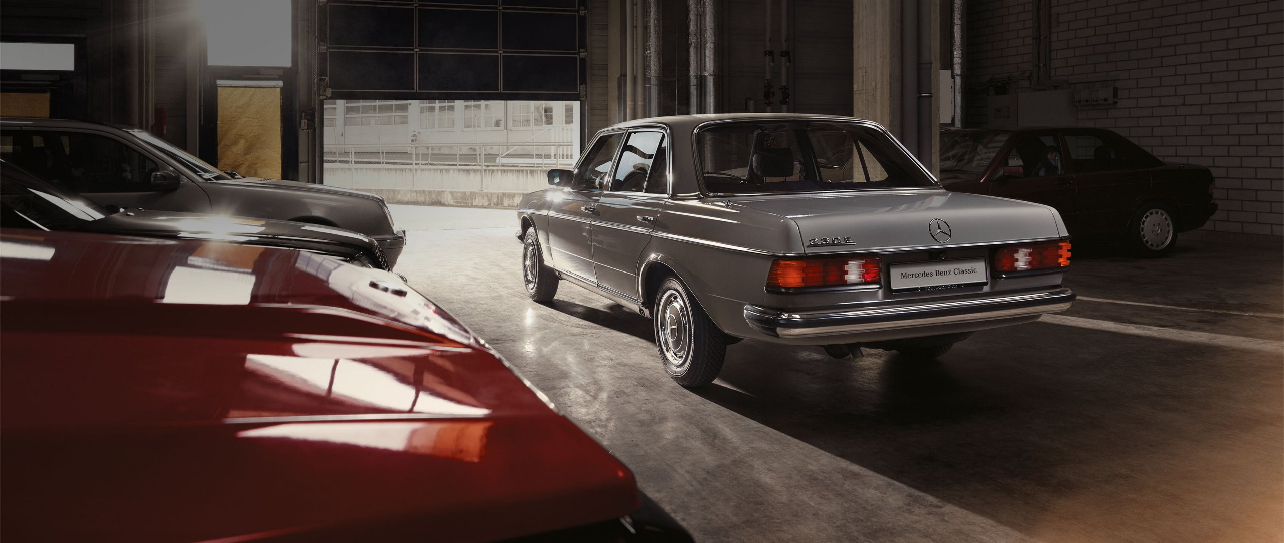 There are plenty of dream cars in the long brand tradition of Mercedes-Benz. Which is yours?