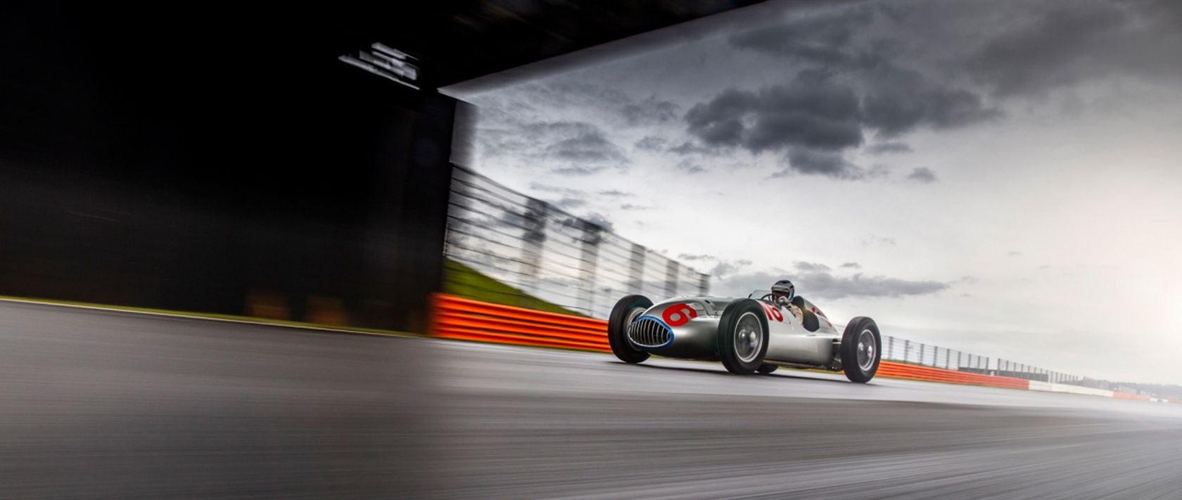 The Mercedes-Benz W 165 from 1939 was explicitly developed and built for the Tripoli Grand Prix.