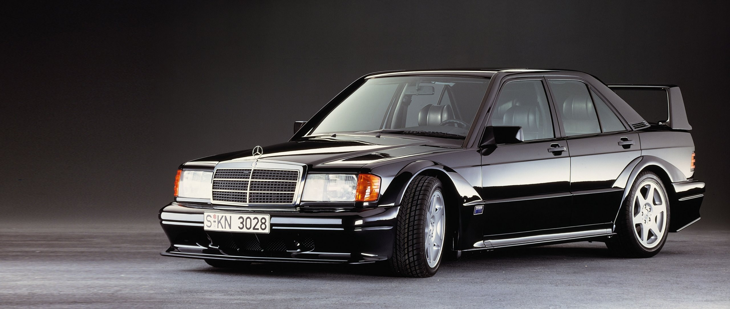 "Five Mercedes-Benz classic cars are eligible for the ""H"" historical number plate in 2020."