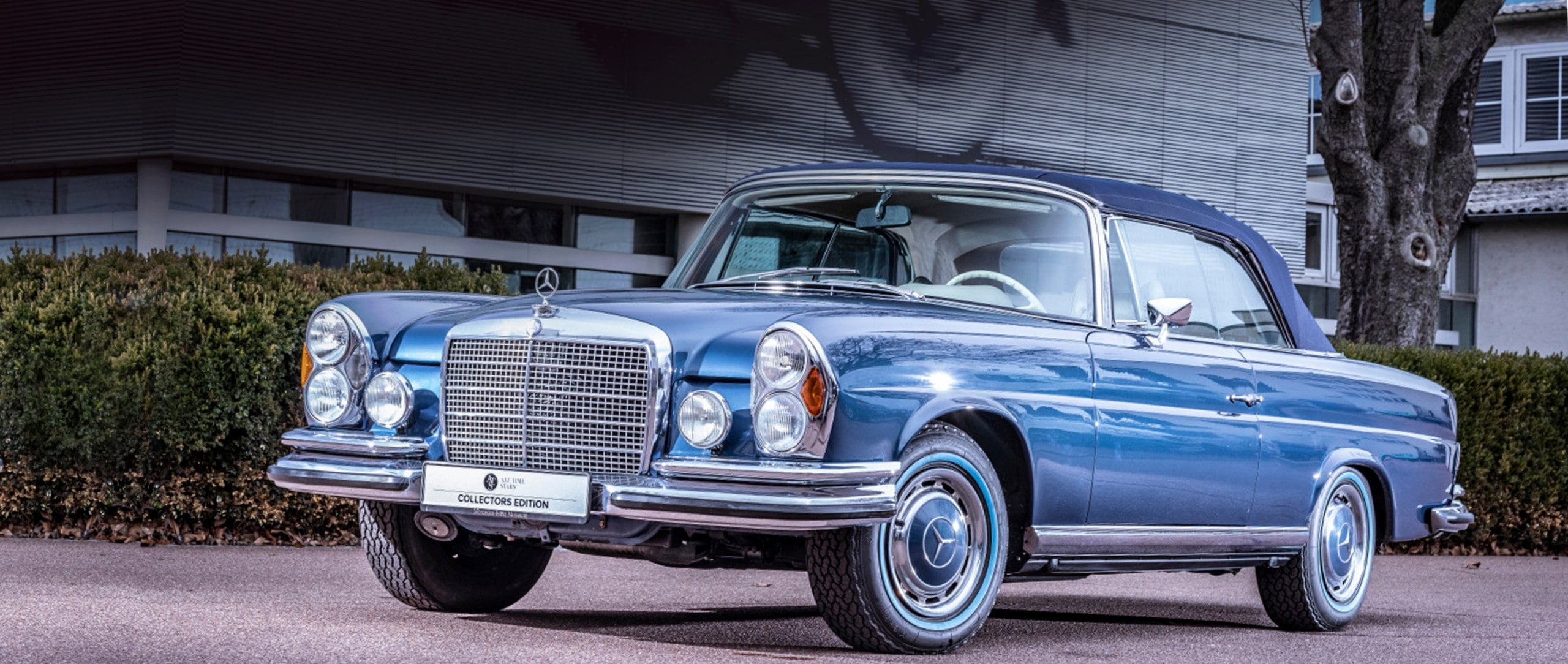 10 tips to perfectly bring your Mercedes-Benz classic car back on the road after winter.