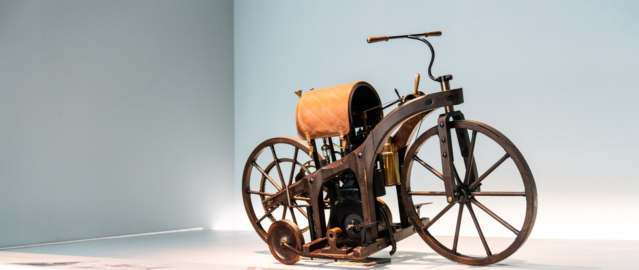 Daimler Riding Car.