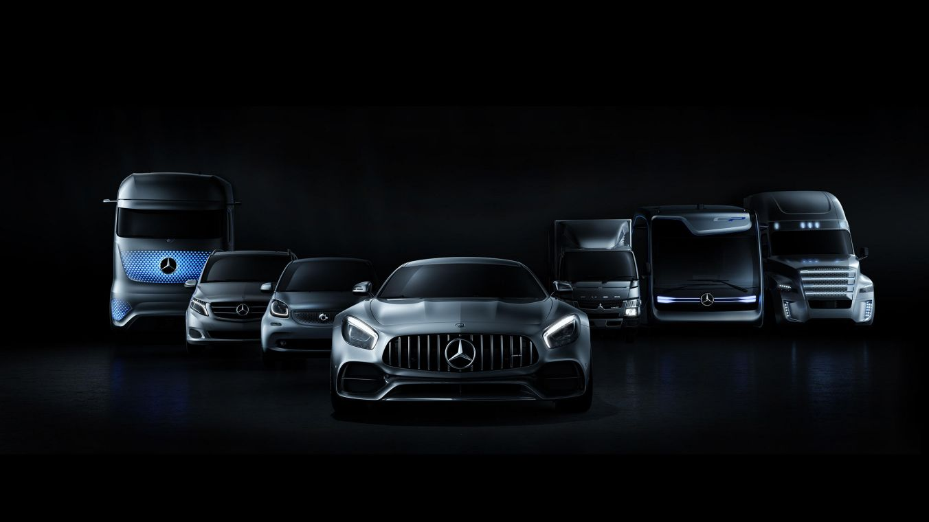Mercedes Benz Design