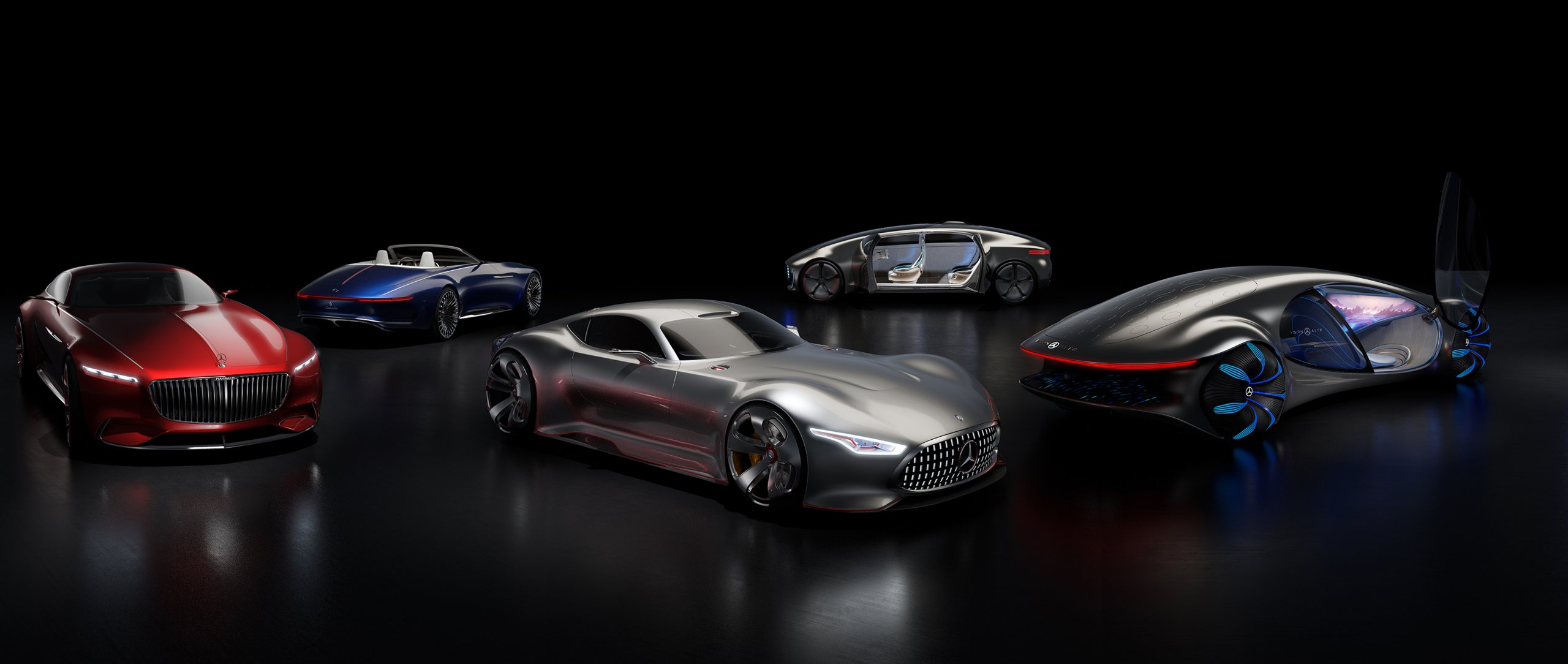 Mercedes-Benz Design: Sensual Purity and Modern Luxury.