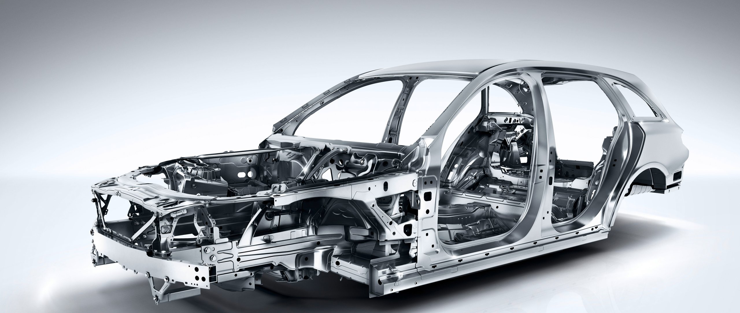Bodyshell of the Mercedes-Benz C-Class Estate (S 205)