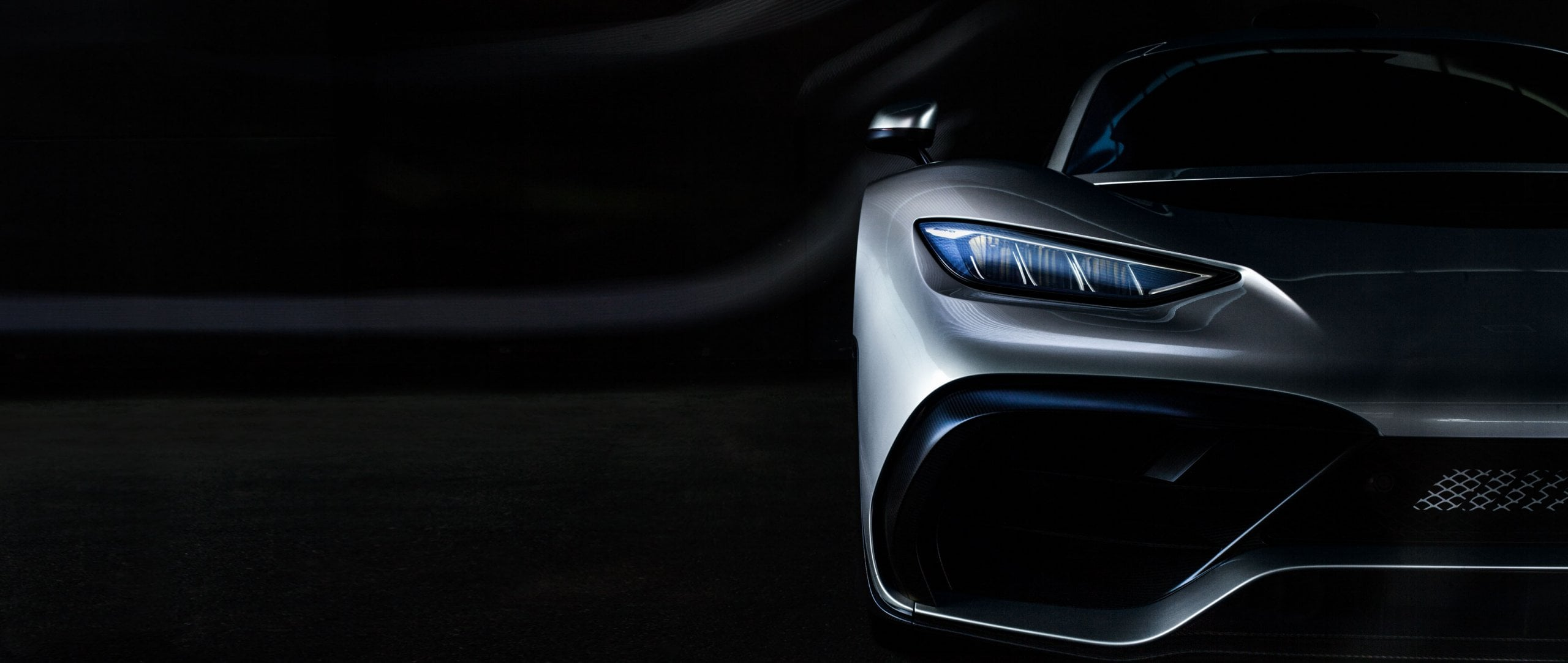 One promise: the Mercedes-AMG Project One.