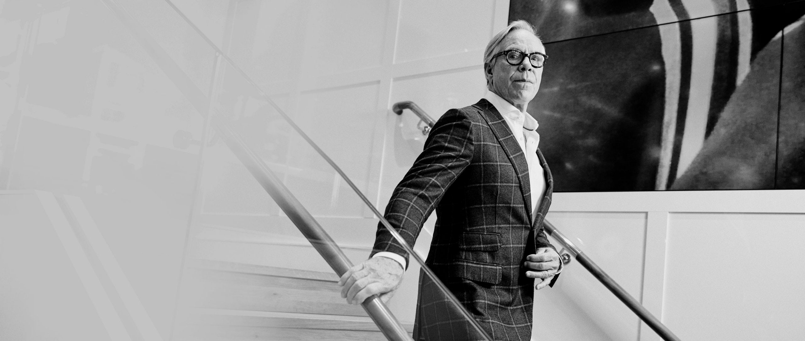 Tommy Hilfiger always had an infallible feel for a style that has its origin in American culture, but a global appeal.
