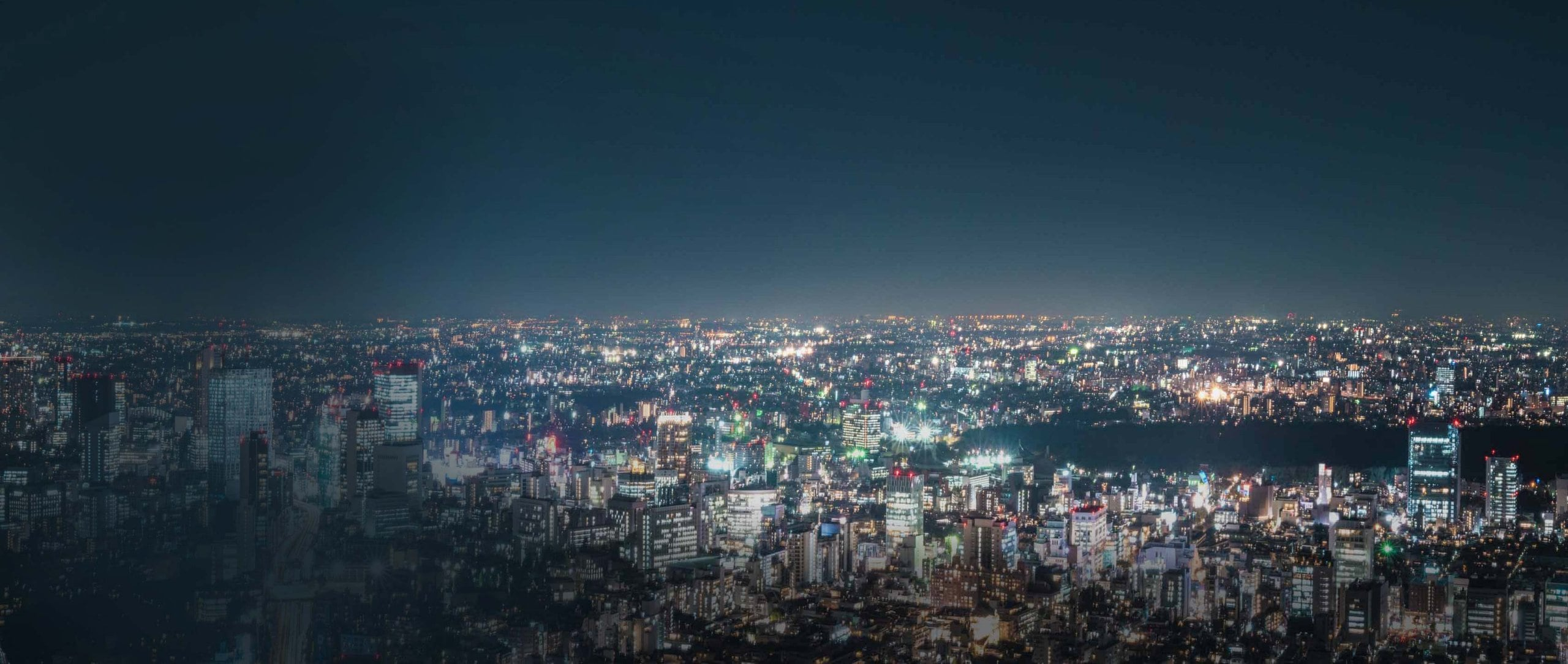 Tokyo, one of the world's busiest cities. The more environmentally friendly the transport, the higher the quality of life.