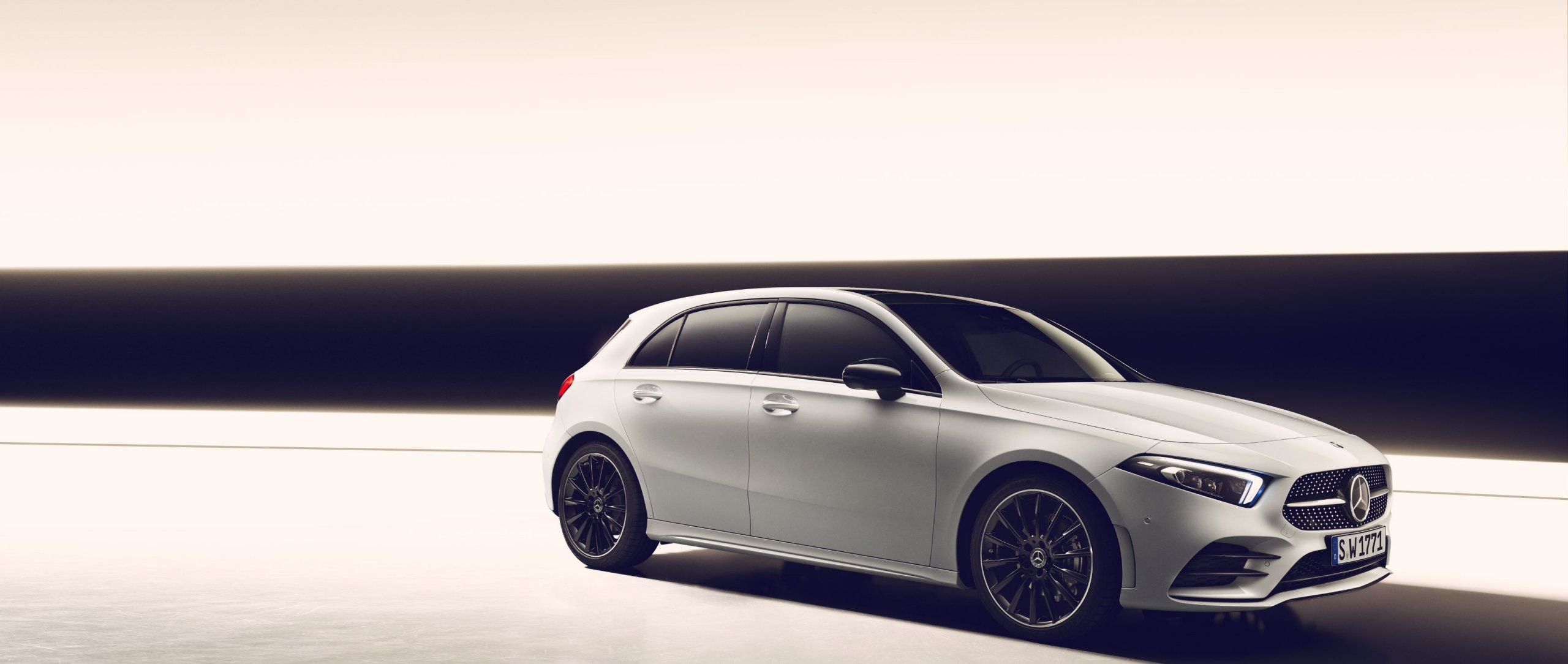 The new A-Class: the intuitive car.