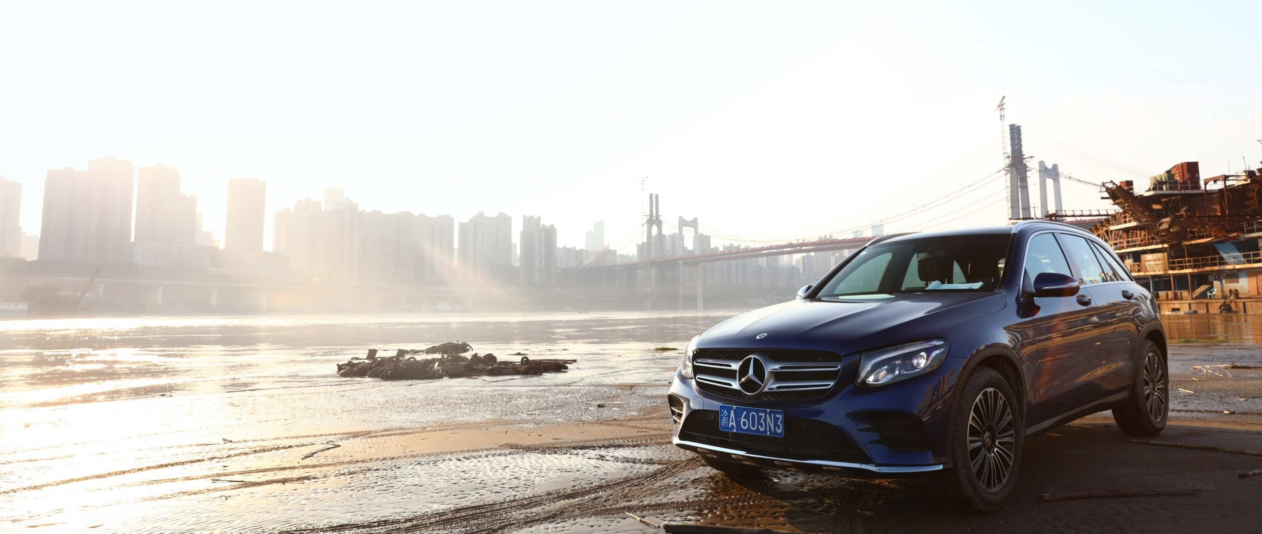 The GLC by the Yangtze.