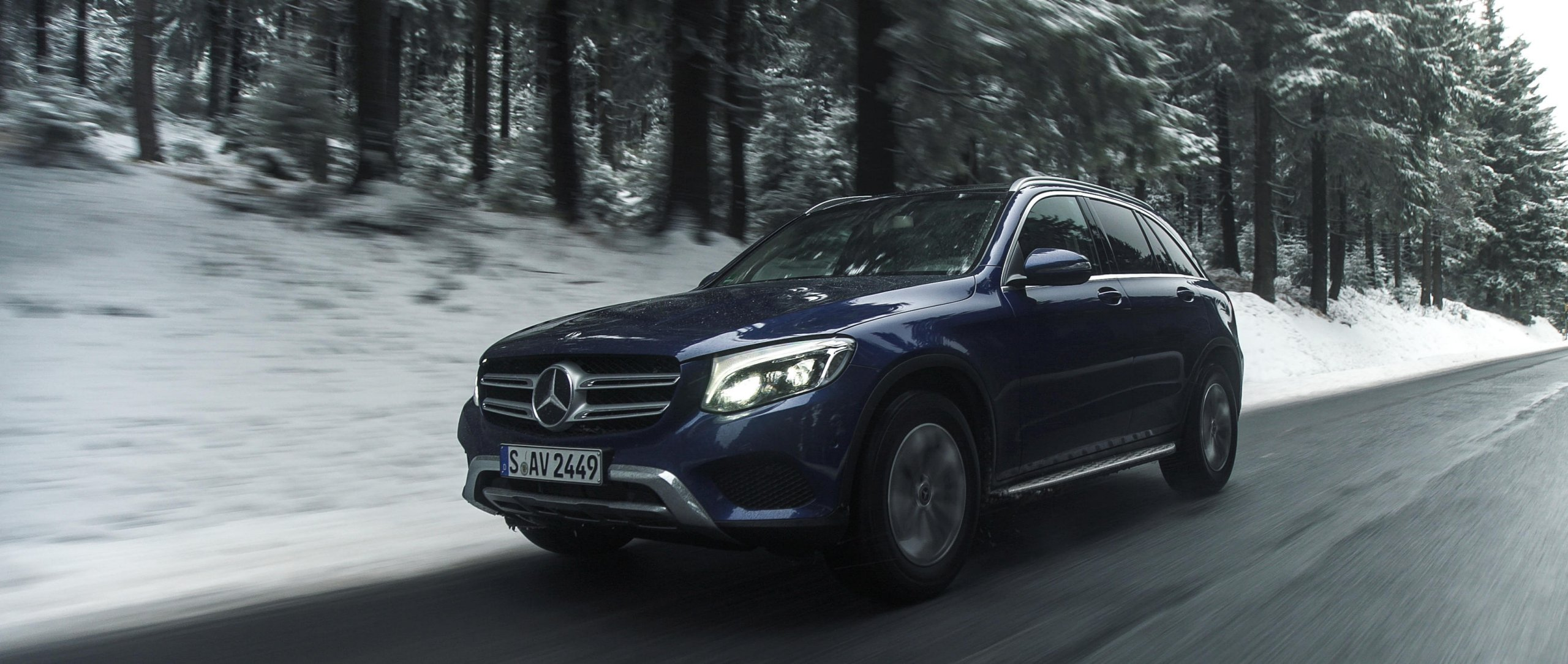 Mercedes-Benz #MBvideocar: GLC 250 4MATIC