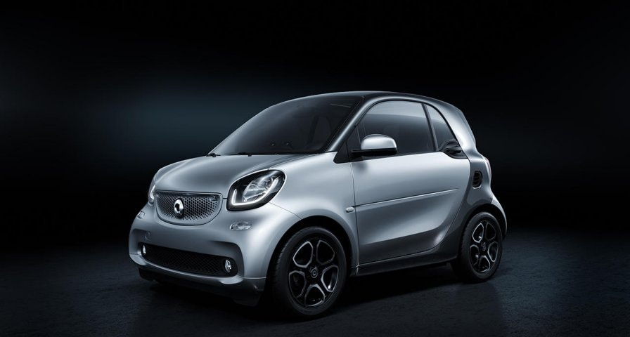 Mercedes Smart Car >> The Design Of The Smart