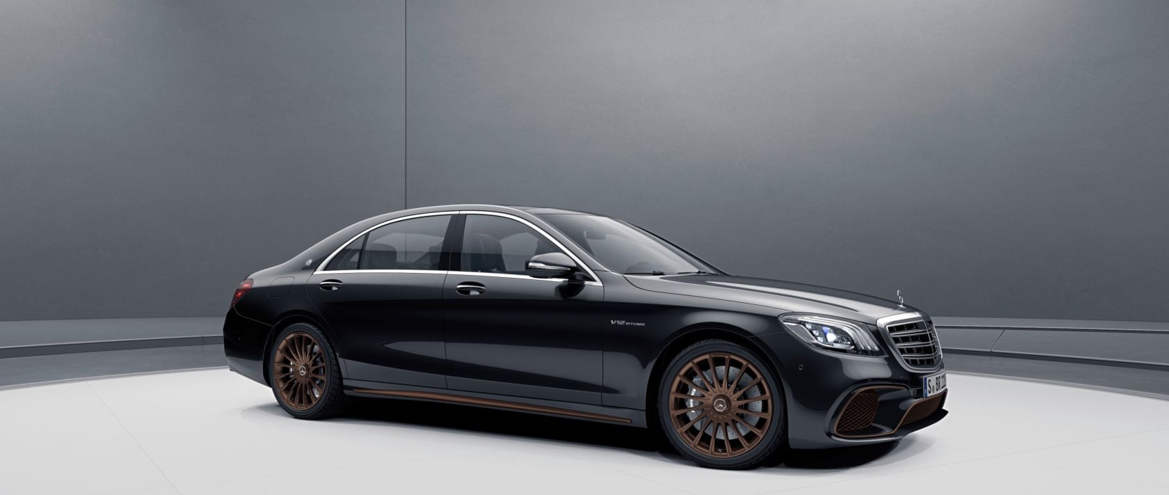 Mercedes-AMG S 65 Final Edition.