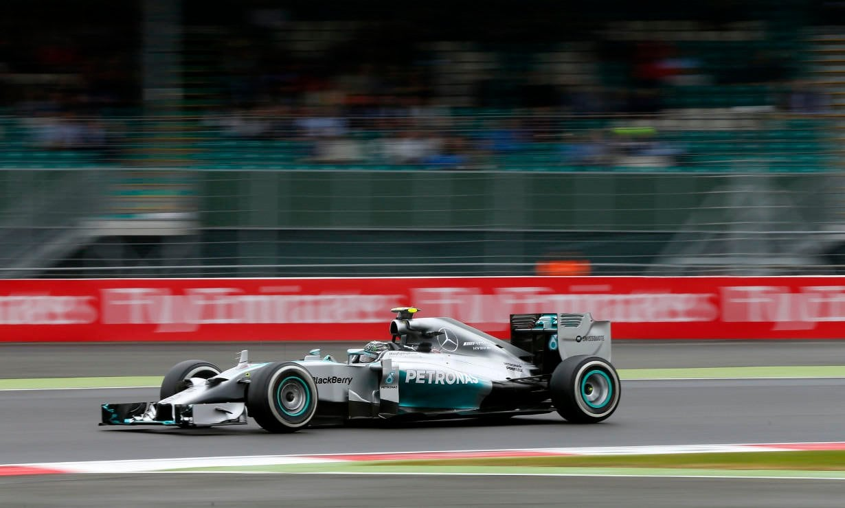 Round 10 of the 2014 Formula One World Championship brings us to Hockenheim for the German Grand Prix, held at the Hockenheimring.