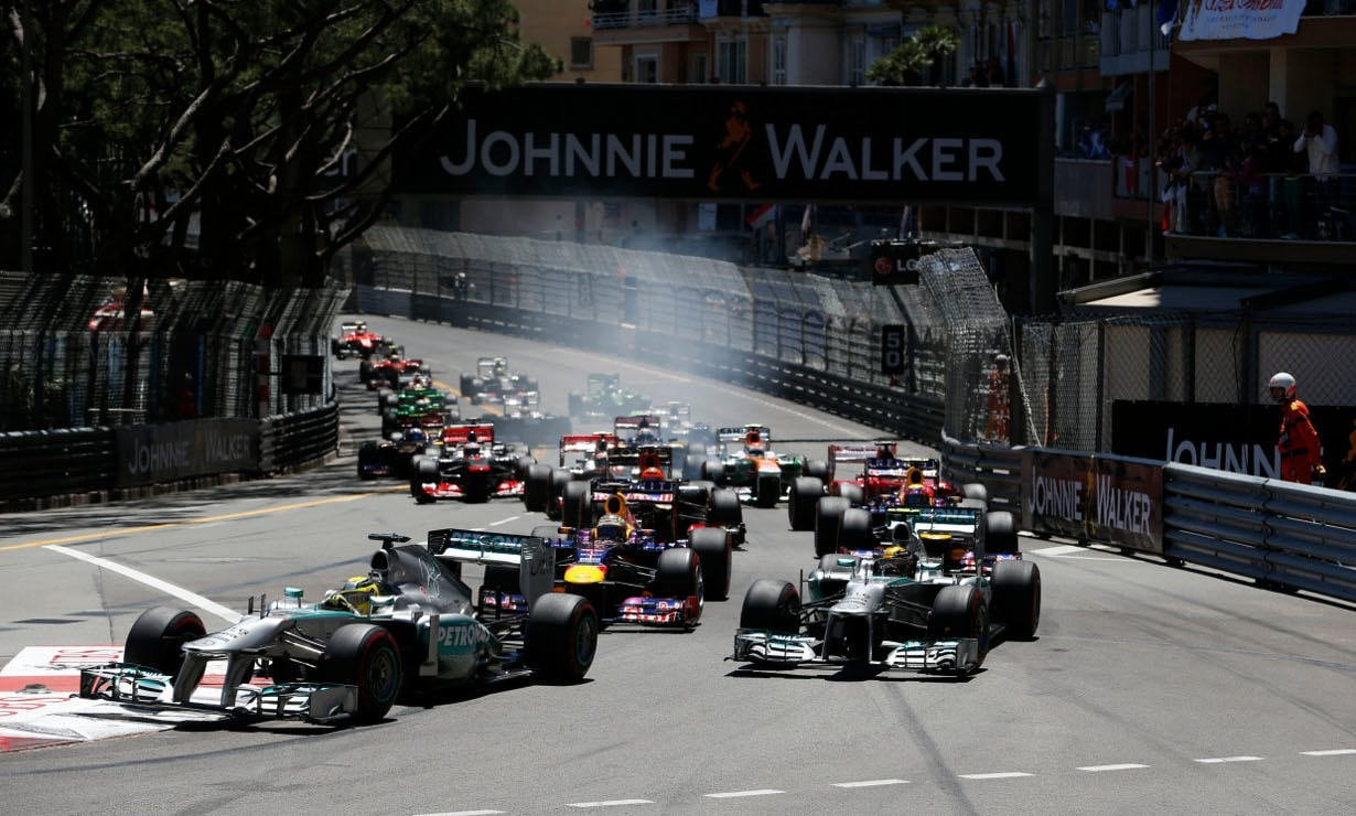 Mercedes AMG PETRONAS driver Nico Rosberg took his second career victory at the Monaco Grand Prix.