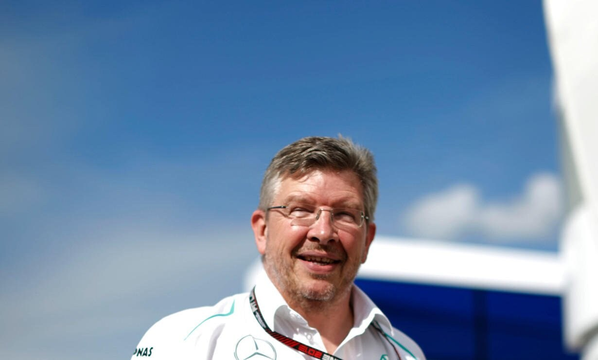 Ross Brawn will step down from his position as Team Principal at the end of 2013.