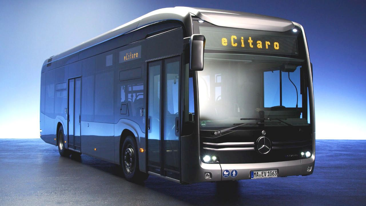 Mercedes-Benz Buses: The standard for buses
