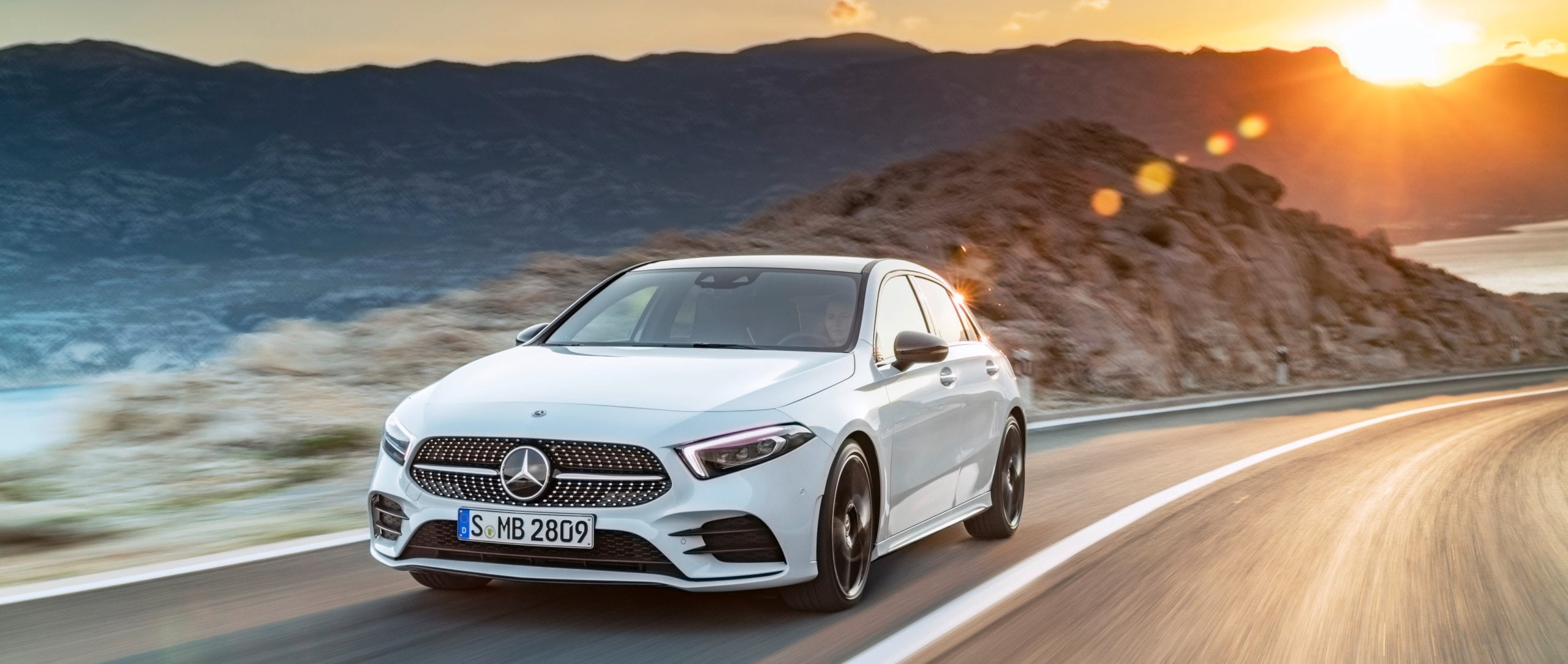 Mercedes Benz A Class 2018 The Features In Video