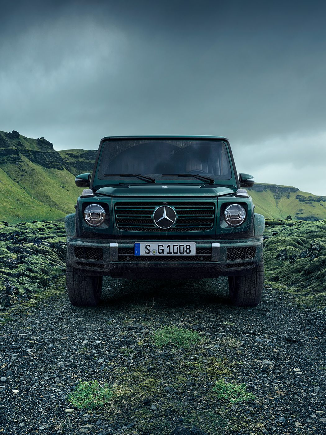 Mercedes Benz G Class World