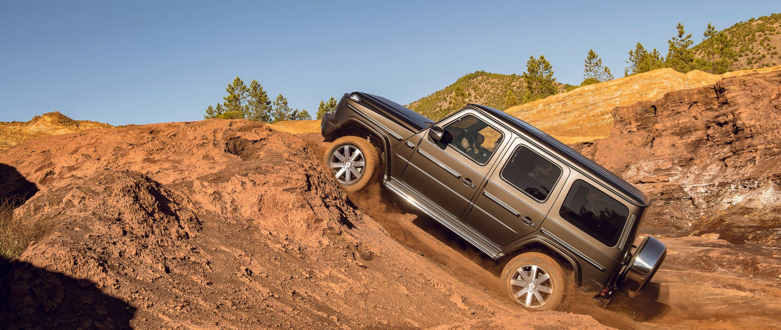 Anniversary For The Mercedes Benz G Class