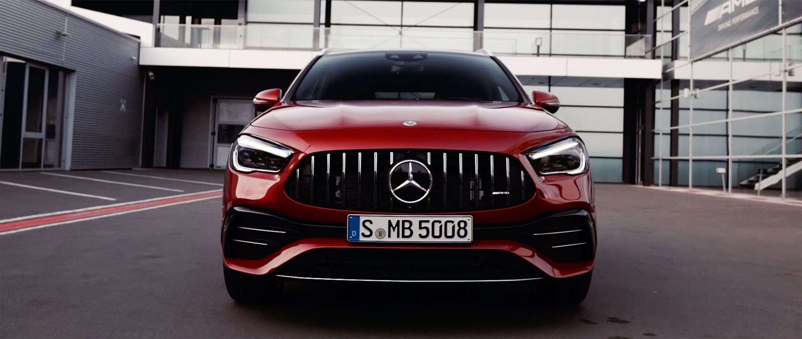 The new Mercedes-AMG GLA 35 4MATIC (2020)