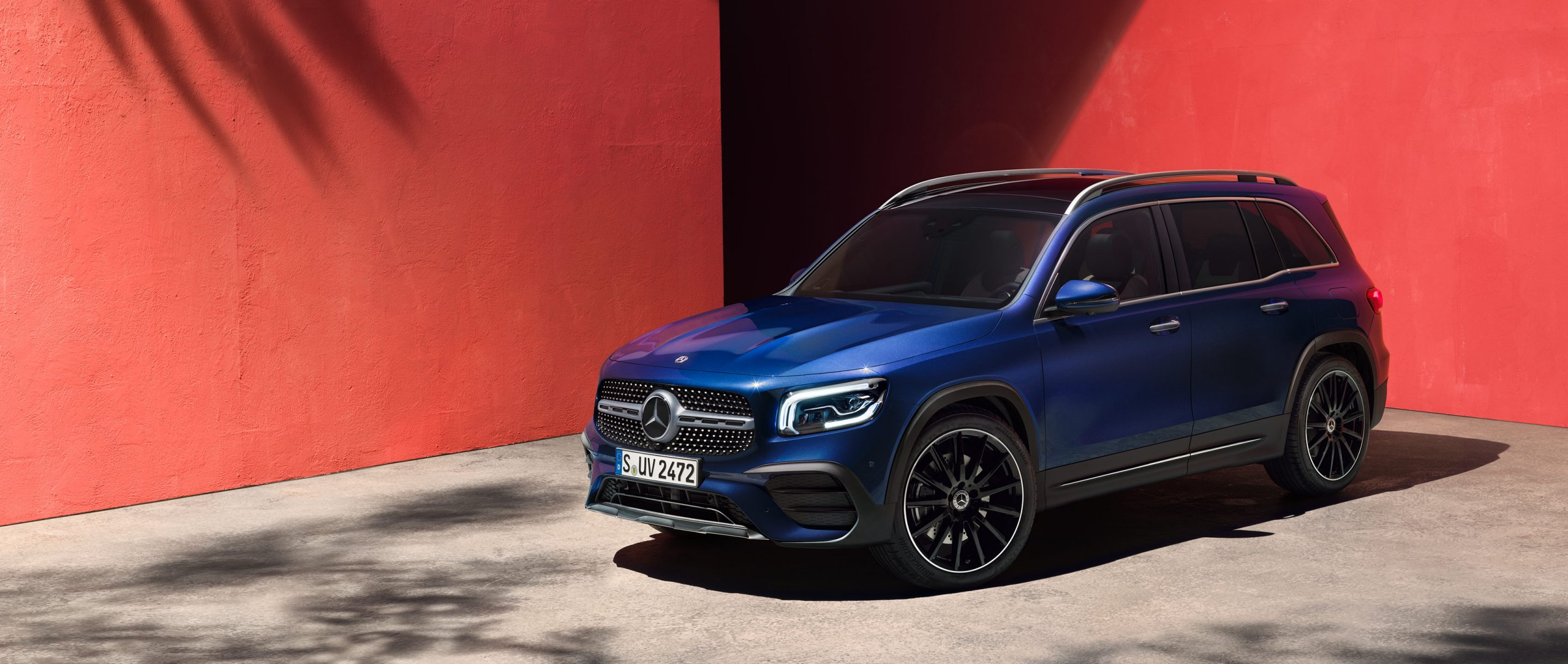 New Mercedes Suv >> The New Glb Outside Suv Inside Likewise