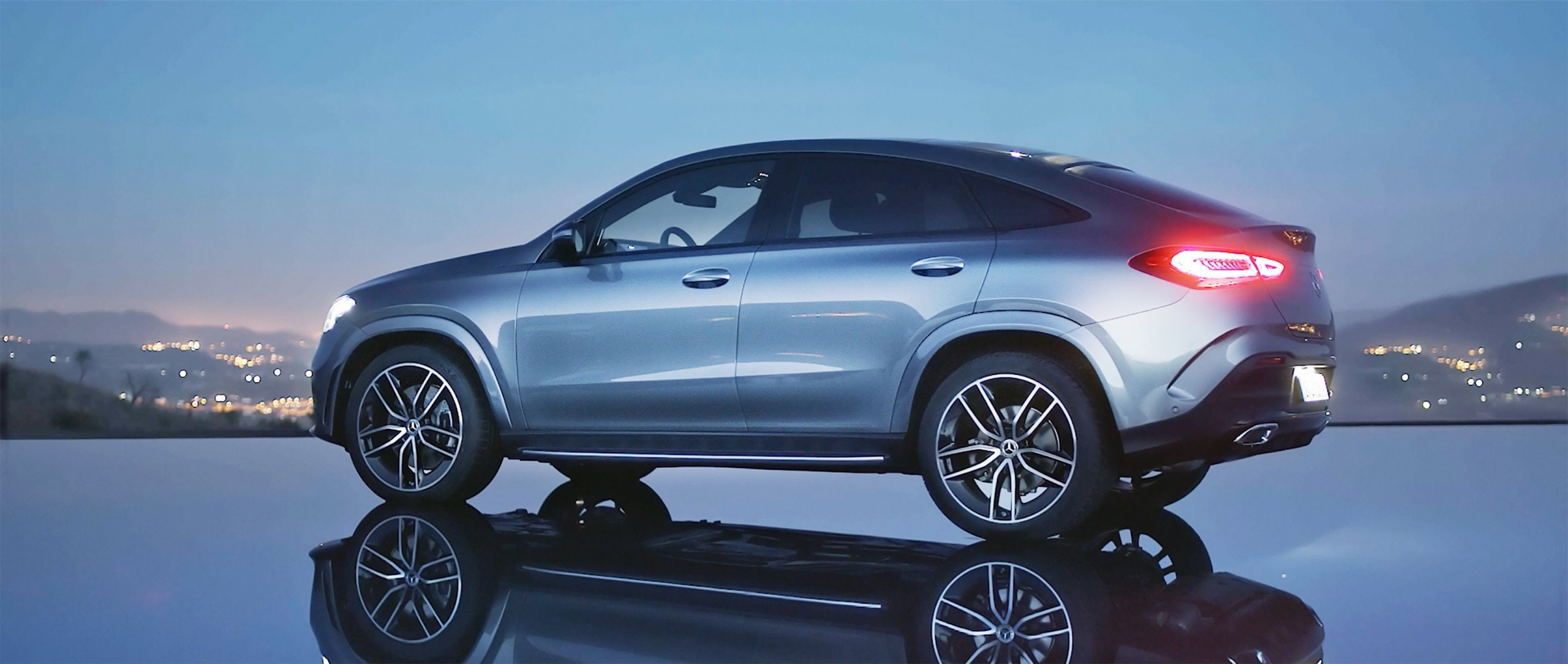 Mercedes Benz Gle Coupe 2020 Design Features