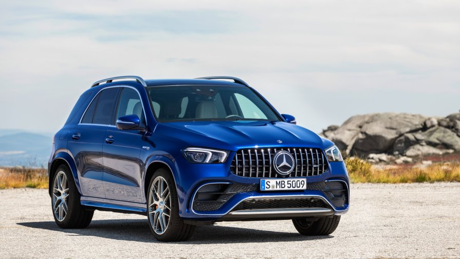 Amg Gle 63 >> The New Mercedes Amg Gle 63 4matic And Gle 63 S 4matic