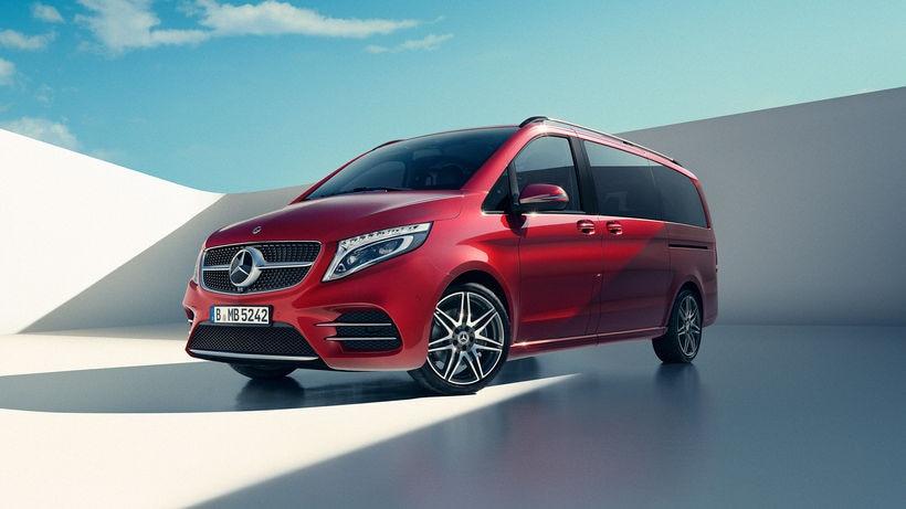 The new Mercedes-Benz GLS.