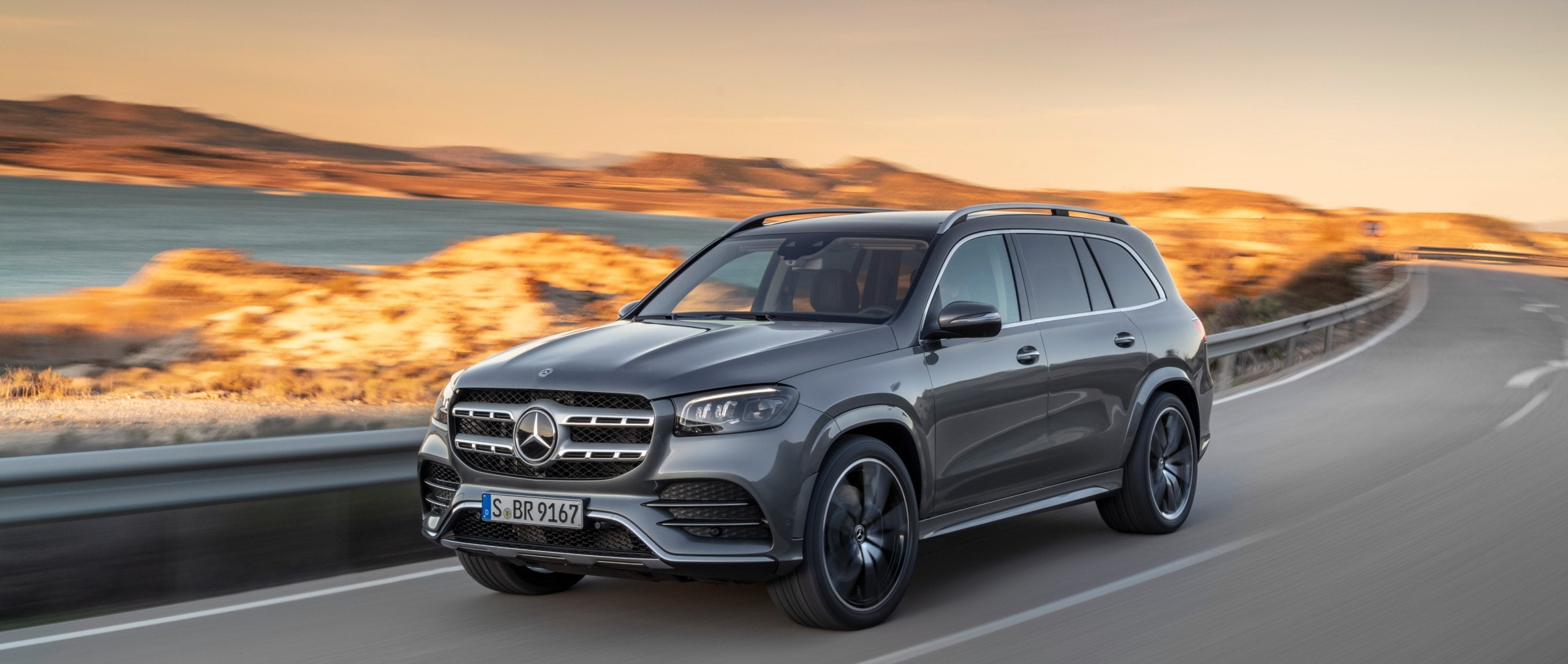 New Mercedes Suv >> The New Mercedes Benz Gls