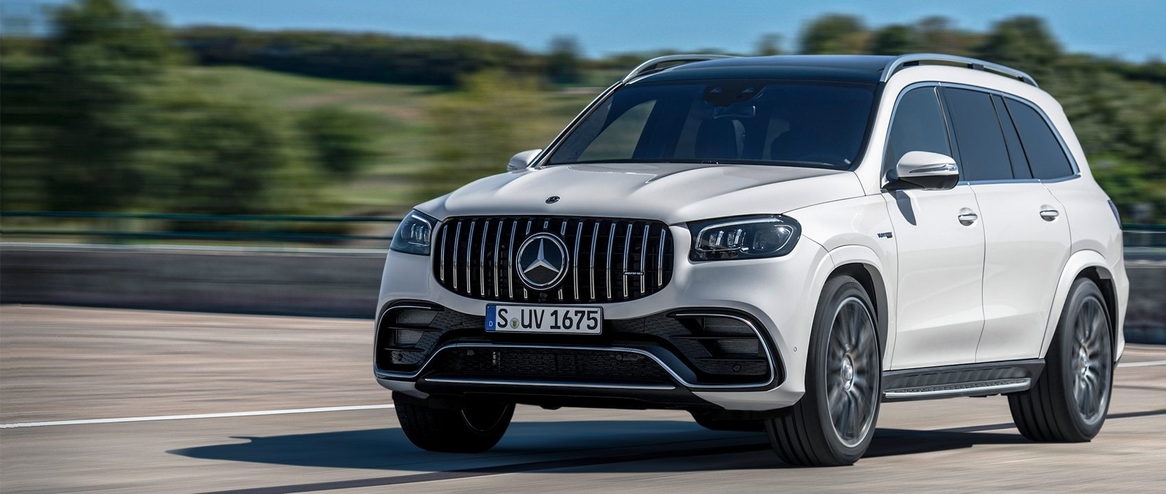 New Mercedes Suv >> The New Mercedes Amg Gls 63 4matic