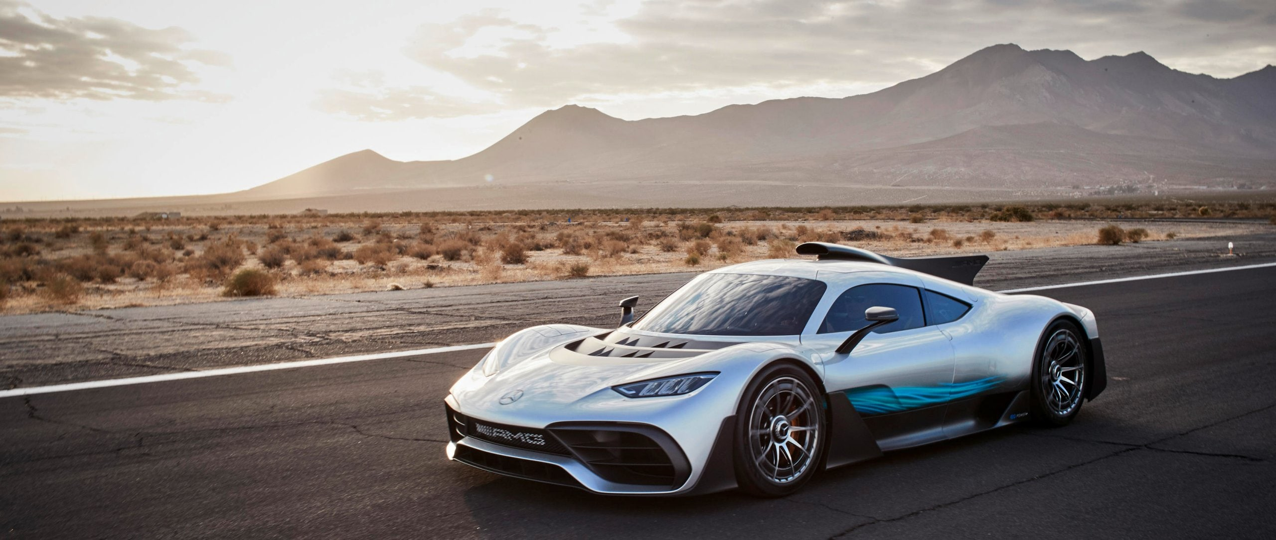 Mercedes-AMG Project ONE Wallpaper gallery.