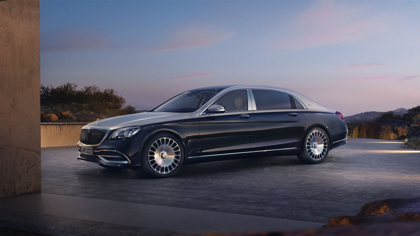 Mercedes-Maybach: The ultimate in exclusivity and ...