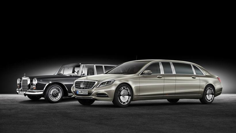 Erscheinungsdatum und Konzept 2020 Mercedes S Class