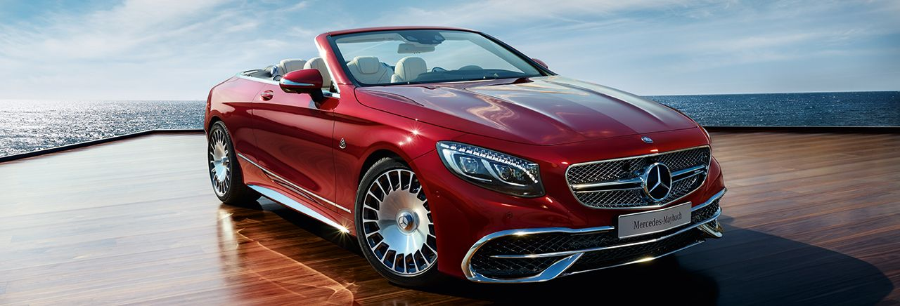 The Mercedes-Maybach S 650 Cabriolet is the S-Class Cabriolet in its most exclusive form.