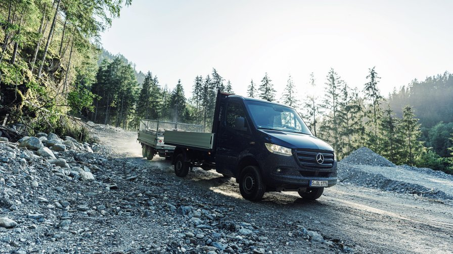 The reliable business partner: the vans from Mercedes-Benz
